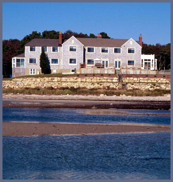 Cape Cod Vacation Home Vacation Rental Executive Home
